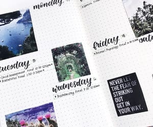 calendar, calligraphy, and life image