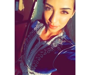 Algeria, beauty, and blue image
