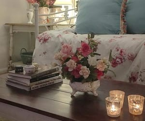 floral, home, and cottage chic image