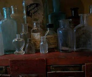 potions, witch, and frascos image