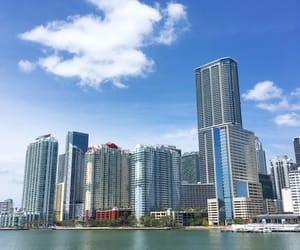 florida, downtown miami, and Miami image