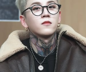icon, block b, and taeil image