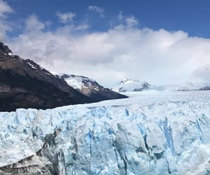 argentina, cold, and glaciar image