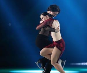 figure skating, ice dance, and tessa virtue image
