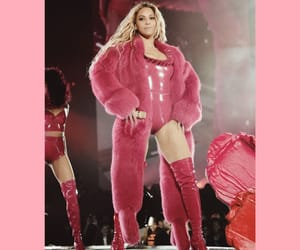 fashion, faux fur, and girl power image