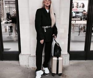 fashion, travel, and vogue image