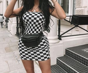 black and white, tumblr inspo, and style inspiration image