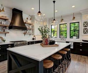farmhouse, farmhouse kitchen, and kitchen inspiration image