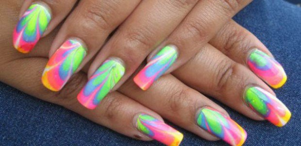 My Favorite Nail Polish Designs On We Heart It