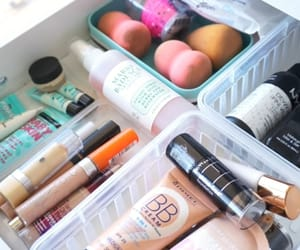 Foundation, makeup, and organization image