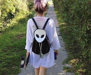 alien, alternative, and beautiful image