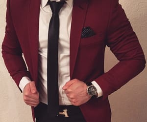 guy, suit, and boy image
