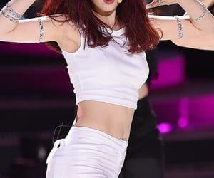 body, korea, and kpop image
