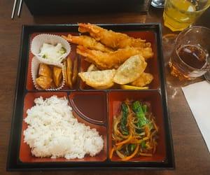 bento, food, and yummy image