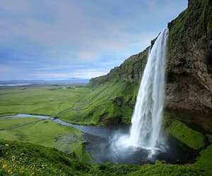 gif, iceland, and travel image