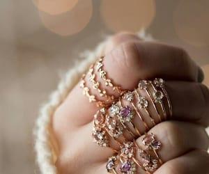 belleza, moda, and joyas image
