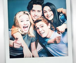 goals, riverdale, and cole sprouse image