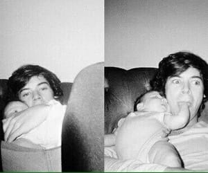 baby lux and Harry Styles image