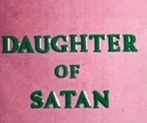 satan, grunge, and daughter image