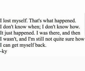 depression, empty, and life image