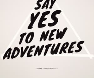 adventure and yes image