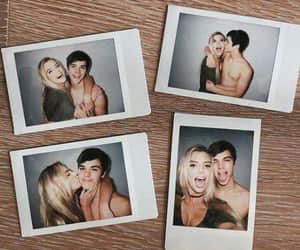 bae, date, and polaroid image