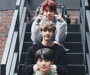 han, jisung, and bang chan image