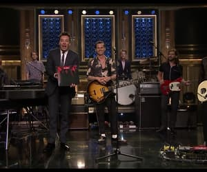 jimmy fallon, isom innis, and tyler halford image