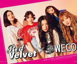 red velvet, RV, and wego image