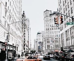beautiful, newyork, and city image