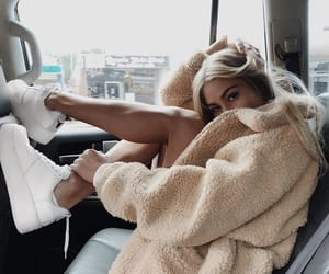 blond, blonde, and car image