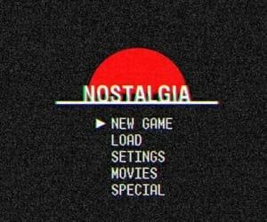 aesthetic, grunge, and nostalgia image