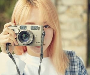 girl, kpop, and moonbyul image
