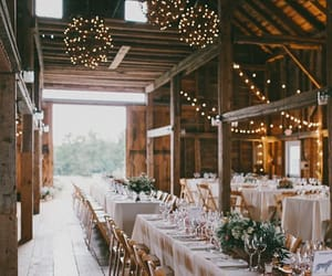 decor, party, and wedding image