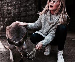 fame, fashion, and kangaroo image