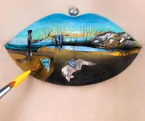 art, makeup, and missjazminad image