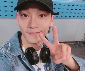 Chen, exo-cbx, and exo image