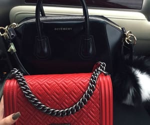 chanel, bag, and Givenchy image