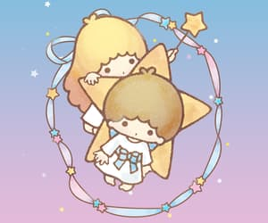 line, wallpaper, and little twin stars image