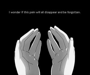 anime, gif, and pain image