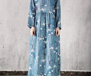 etsy, summerdress, and vintage dress image