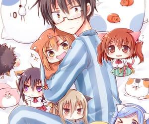 anime, himouto umaru-chan, and chibi image
