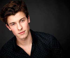 black and shawn mendes image