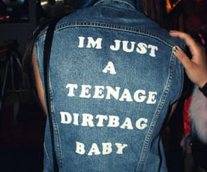 grunge, teenage dirtbag, and teenage image