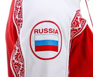 jacket and russia image