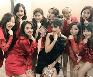 twice, camila cabello, and kpop image