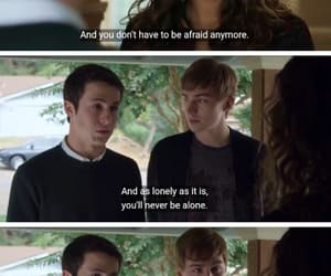 funny, quotes, and 13 reasons why image