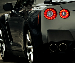 luxury and nissan gtr image