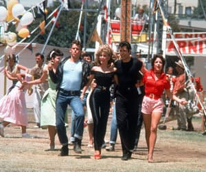 grease, movie, and boy image