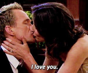comedy, himym, and kiss image